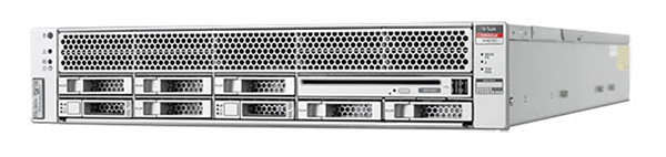 The ORACEL Sparc T4-1 server